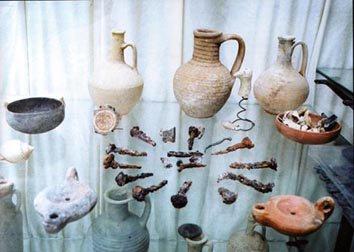 Le musée de Tipasa