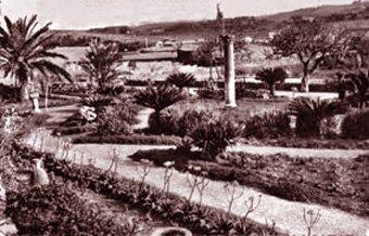 Le village de Tipasa