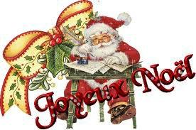 Mes amis je vous souhaite un tres Joyeux Noel :)