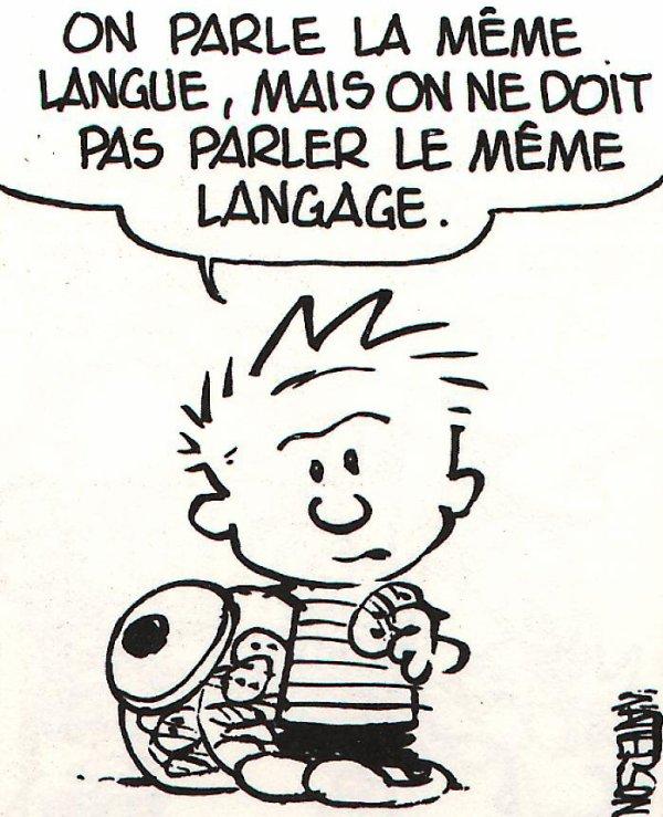 La fiérté de ma Langue