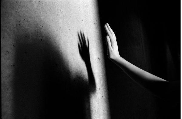 Une ombre...être l'ombre de sois même...