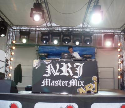 DJ FIRSTIME IN THE MIX