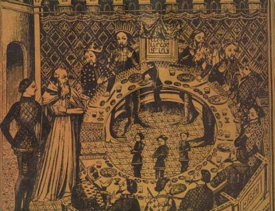 Les chevaliers de la table ronde non nobis domine non - Les chevaliers de la table ronde chanson ...