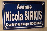 AVENUE NICOLA SIRKIS