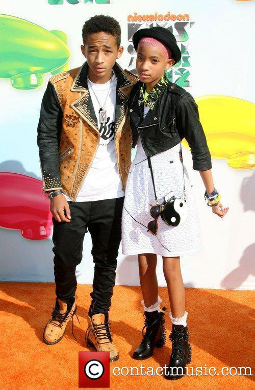 jaden smith et willow smith