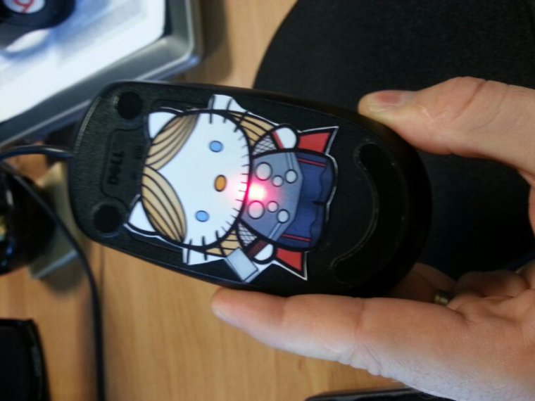 :: Hello Kitty Thor ::