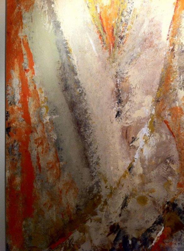 Quelque toiles abstraites