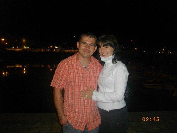 Ca c'est ma femme et moi