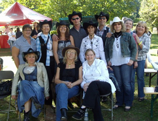 dimanche 19 septembre- festival country à Villers les Nancy