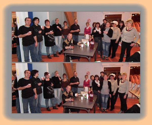 danse et beignets à Saizerais- 27 février 2012