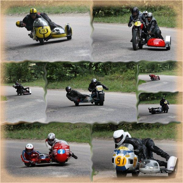 24 juin- Montée de motos anciennes et sides cars