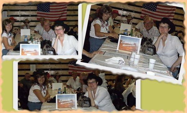 8 septembre- soirée country à Neuves Maisons