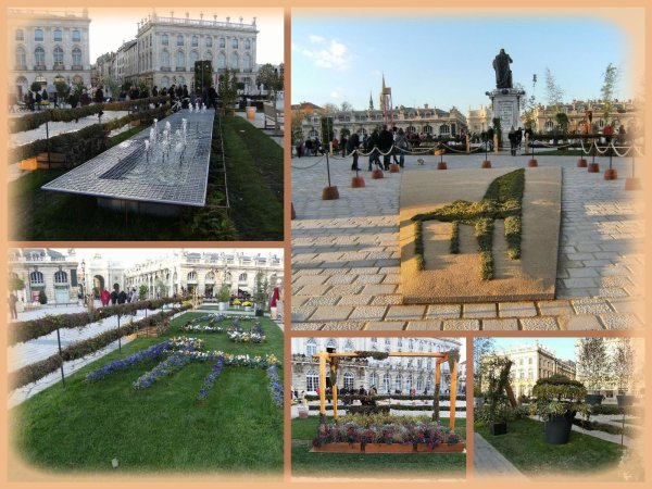 28 octobre- les jardins éphémères de Nancy