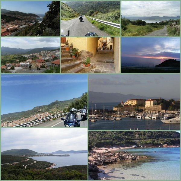 10 au 19 mai- la Sardaigne en moto