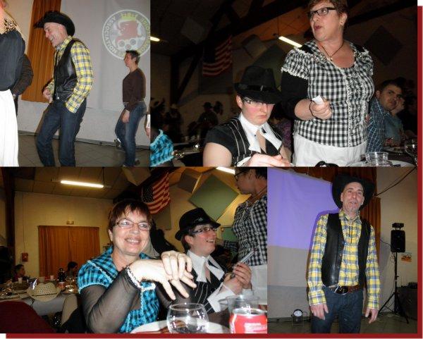 1er mars- soirée western organisée par la Manonvilloise
