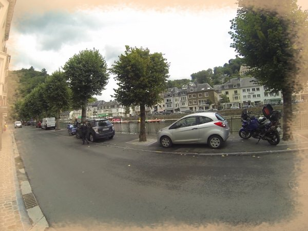 23 août- les Ardennes belges
