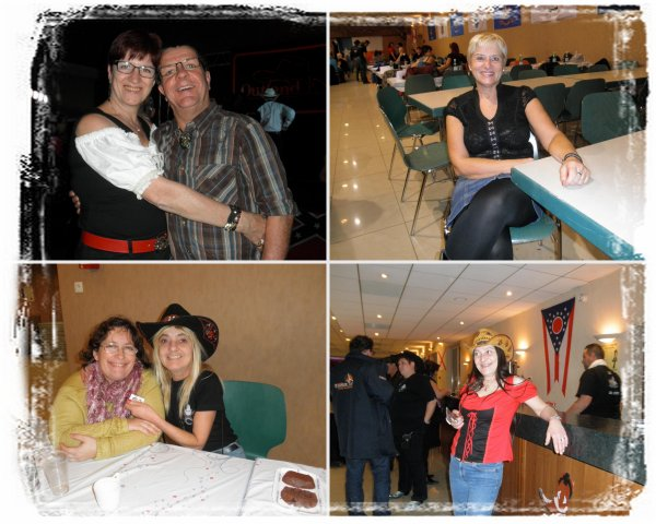 soirée country à Florange Bettange (57) le 22 novembre