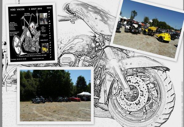 rendez vous des bikers le 2 août