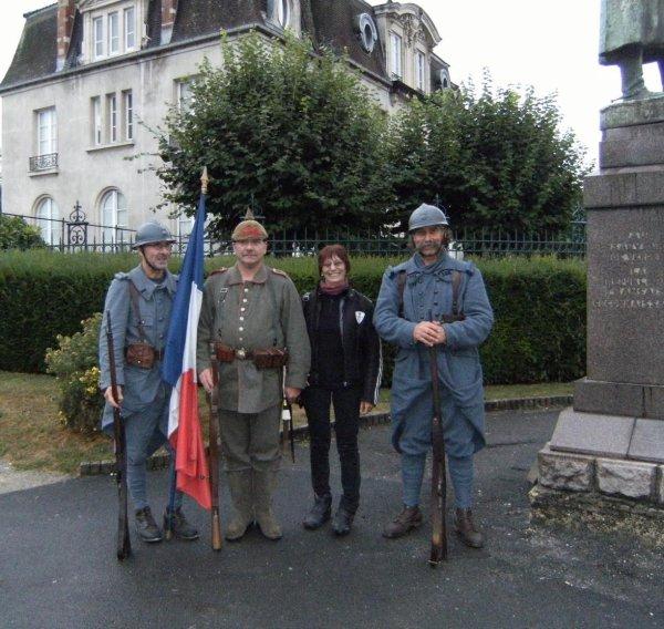 samedi 15 août, balade moto historique à Verdun