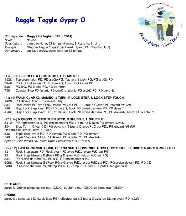 REAGGLE TAGGLE GYPSY