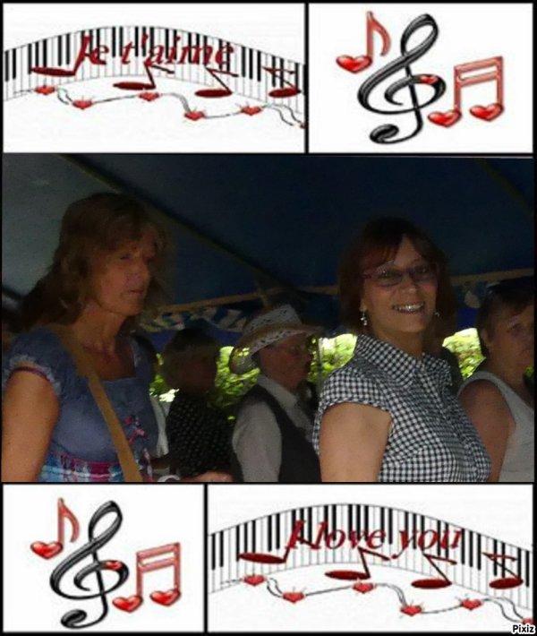 le 24 juillet, concert au parc Richard Pouille
