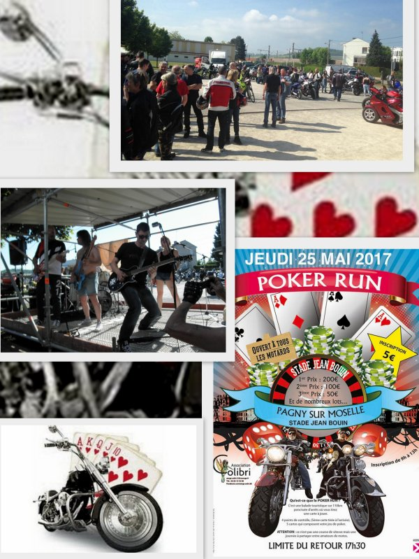 25 mai poker run à Pagny sur moselle (54)