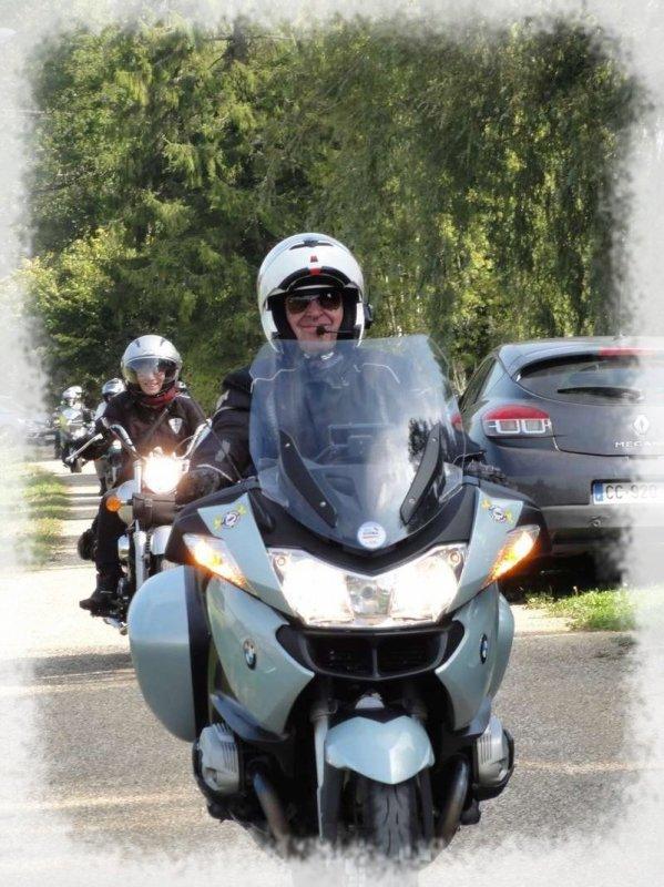 24.09.2017- motos au profit de l'association ASMAE