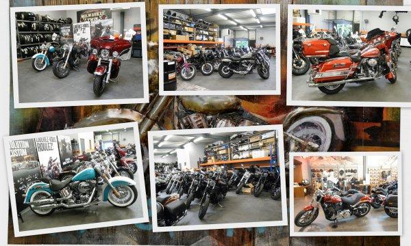 petit tour chez Harley à Metz (57)