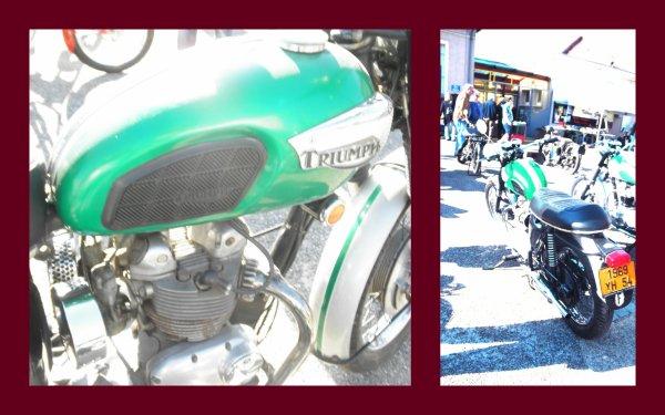 broc à la pièce de motos anciennes
