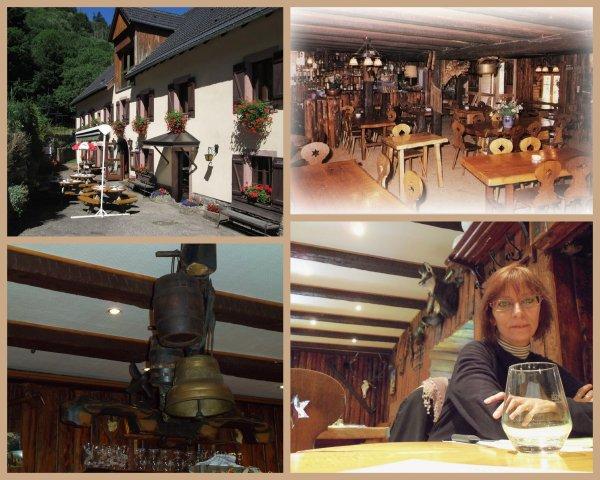 en Alsace à Lapoutroie et au lac blanc