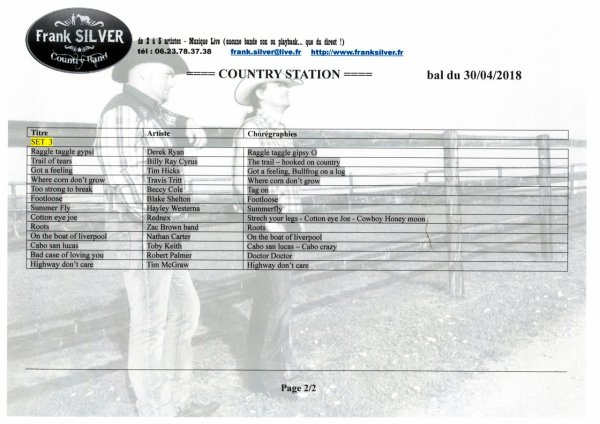 bal des country station