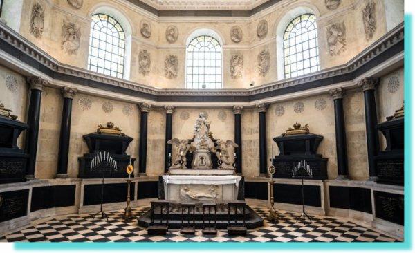 musée lorrain de Nancy-  2ème partie l'église des cordeliers