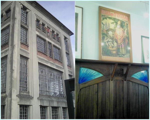 musée français de la brasserie de saint Nicolas de Port