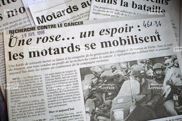 le coeur des motards- 1998/2018
