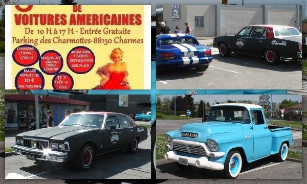 voitures américaines dans les vosges (88)