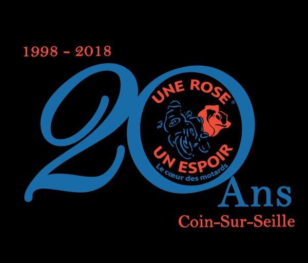"""remise du chèque """"une rose un espoir"""" le 17 juin 2018"""