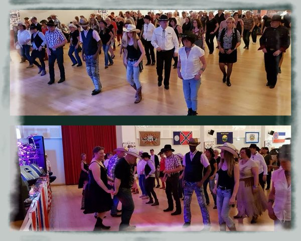 "30 avril- bal des ""country station"" de Champigneulles"