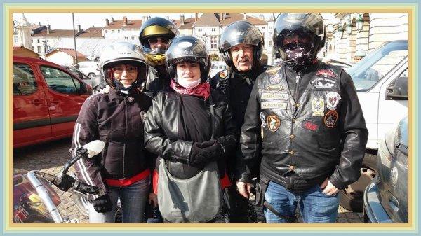 rendez vous des bikers à Mécrin (55)