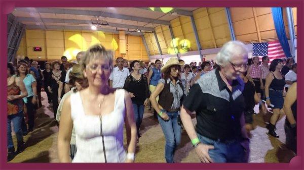 12 mai- soirée country à Florange (57)