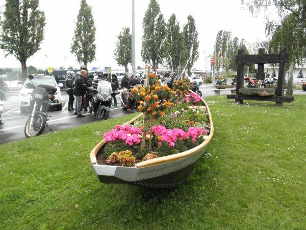 de Saarburg (allemagne) à Remich (luxembourg) en moto