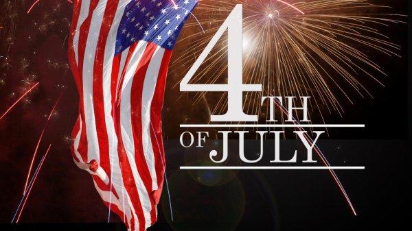 indépendence day- 4 juillet