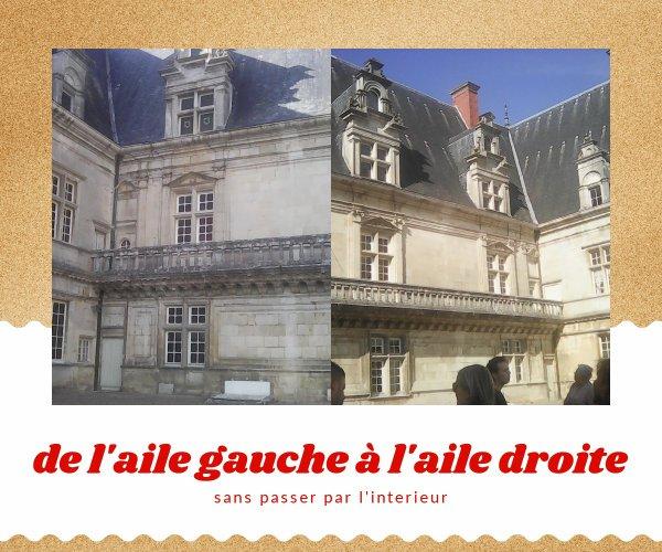 journées du patrimoine- le château de Fléville (54)