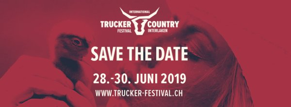 Suisse- international trucker et country- 28 au 30 juin 2019