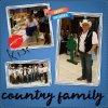 soirée country à Chateau Salins (57) anniversaire club le 3 novembre