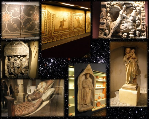 MUSEE DE LA COUR D'OR- METZ (57)