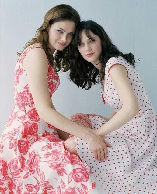 Sisters Deschanel ♥