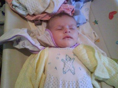 Elena elle dort