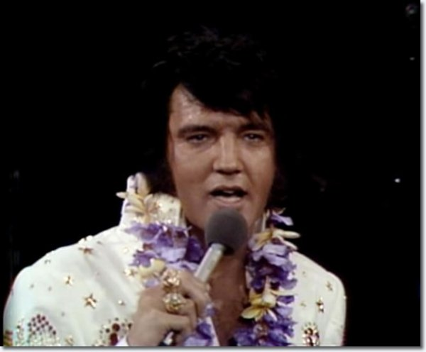Honolulu International Centre Arena Hawaii Janvier 14, 1973