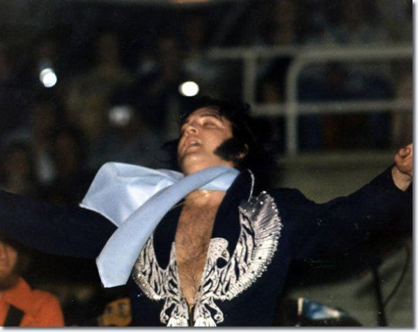 Elvis Presley Freedom Hall Johnson City, TN 18 Mars 1976