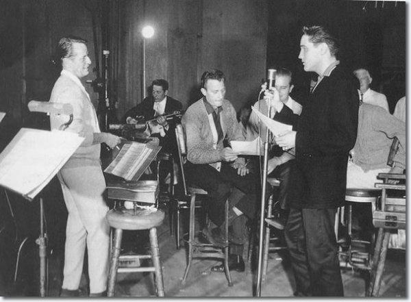 Elvis Presley Les GI Blues sessions d'enregistrement 1960